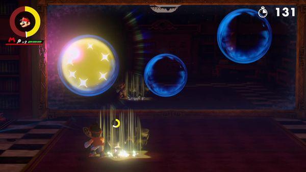 【マリオテニス エース 攻略】『大鏡の部屋』クリア方法・ナゾ解き【ストーリー】