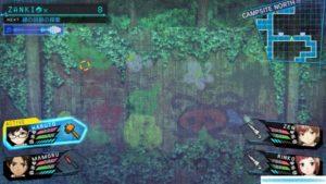 【ザンキゼロ 攻略】「猿山ツリーハウスビレッジ」落書きの壁の隠しスイッチの場所【PS4/PS Vita】