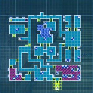 【ザンキゼロ 攻略】ステージ7「ヒラサカ記念病院」の進み方・マップ・謎解き・機械に置く薬品など