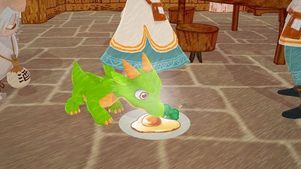 【リトルドランゴンズカフェ 攻略】プロローグ おなかを空かせたドラゴン/ドラゴンに料理を与える方法【リトドラ】