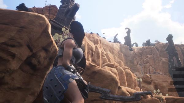 【コナン アウトキャスト 攻略】追放者の旅路 第5章「黒い手の野営地を探し出す」&「コウモリの塔に登る」の場所【Conan Outcasts】