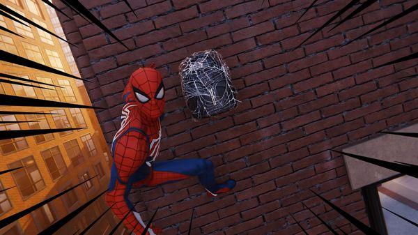 PS4【スパイダーマン 攻略】バックパックが見つからない時はこれ!【Marvel's Spider-Man】