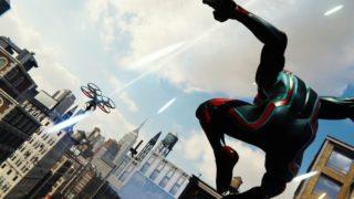 【スパイダーマンPS4】難関 ドローンチャレンジでアルティメットを獲得するコツ/動画あり【Marvel's Spider-Man 攻略】