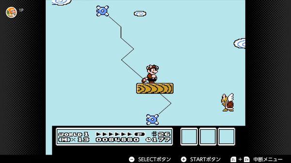 【Nintendo Switch Online】スーパーマリオ3 簡単な無限増殖方法/無限1upのコツ【ファミコン】