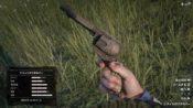 【レッドデッドリデンプション2 攻略】レア武器『エメットリボルバー』を入手する方法【RDR2】