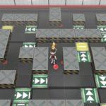 【ポケモンレッツゴー ピカブイ攻略】『ロケット団アジト』の移動パネルの仕掛けのマップ・地下3階の正解ルート