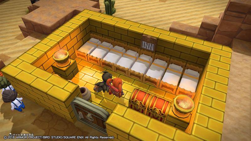 【ドラクエビルダーズ2 攻略】「豪華なあらくれの寝床を作ろう」・豪華さを上げる簡単な方法は…/オッカムル島【DQB2】