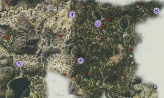 【デイズゴーン】全12か所の『NEROの検問所』の場所・マップまとめ一覧/世界の終わり【Days Gone】