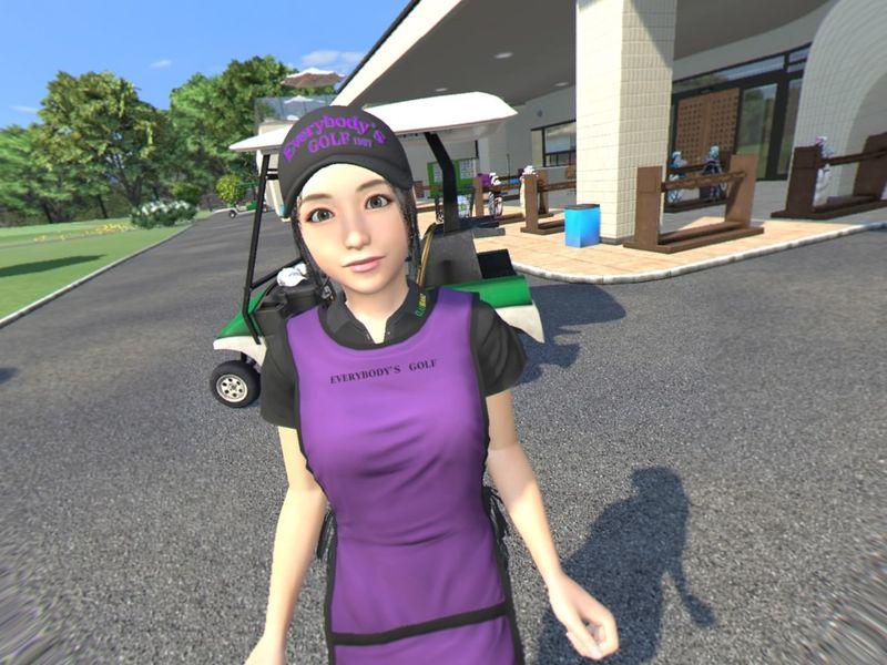 【みんなのGOLF VR】攻略プレイ日記 その4/難しいパターもこれで楽々【みんゴルVR】
