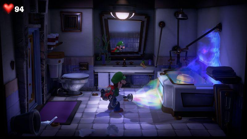 【ルイージマンション3 攻略】5階「カバンを取ってこよう」・メイドボス『ミスリー』倒し方!