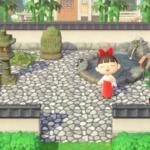 【あつ森】和風の地面マイデザイン『敷石』/作品ID【Animal Crossing Designs】