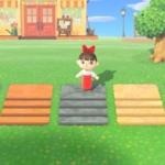 【あつ森】マイデザイン『島クリエイターの道の階段』5種/作品ID【Animal Crossing Designs/Stairs】