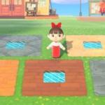 【あつ森】マイデザイン『ガラスの床』島クリエイターの地面用5種/作品ID【Animal Crossing Designs/Glass floor】