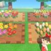 【あつ森 マイデザイン】『花壇』/作品ID【Animal Crossing Designs/Flower bed】