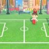 【あつ森 マイデザイン】『サッカーコート』/作品ID【Animal Crossing Designs/Soccer court】