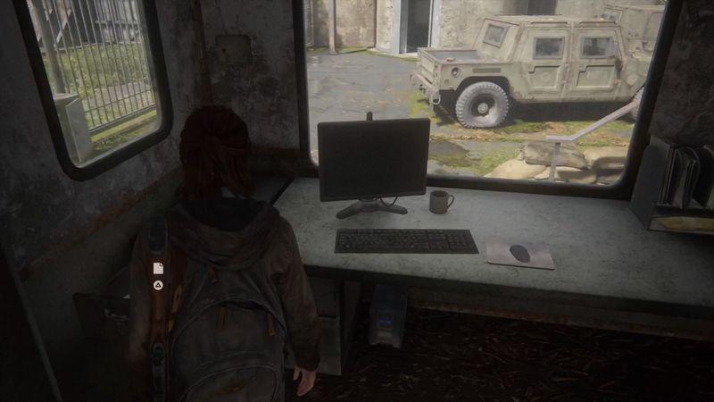 【ラスアス2】メインゲートのパスワード!ストーリー「シアトル 1日目」ゲート【The Last of Us Part2】