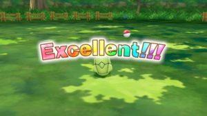 【ポケモン レッツゴー】『エクセレント』を出す方法・コツ/内側の円の大きさが重要・画像あり【ピカブイ 攻略】