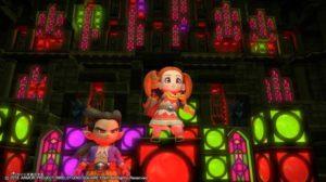 【ドラクエビルダーズ2体験版】ツタバグで格子をすり抜けて神殿に入る裏技を解説!動画あり!緑と紫のブロックライト入手【DQB2攻略】